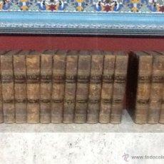 Libros antiguos: AÑO CRISTIANO 12 MESES DEL AÑO + 5 DOMINICANAS 1847. Lote 47136363
