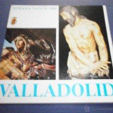 Libros antiguos: SEMANA SANTA VALLADOLID 1980. Lote 47330695