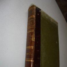 Libros antiguos: MANUAL LITÚRGICO Ó SEA BREVE EXPOSICIÓN DE LAS SAGRADAS CEREMONIAS QUE HAN DE OBSERVARSE EN EL SANTO. Lote 47546604