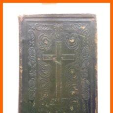 Libros antiguos: VINDICIAS DE LA SANTA BIBLIA CONTRA LOS TIROS DE LA INCREDULIDAD - ABATE DU-CLOT (1854). Lote 47584866