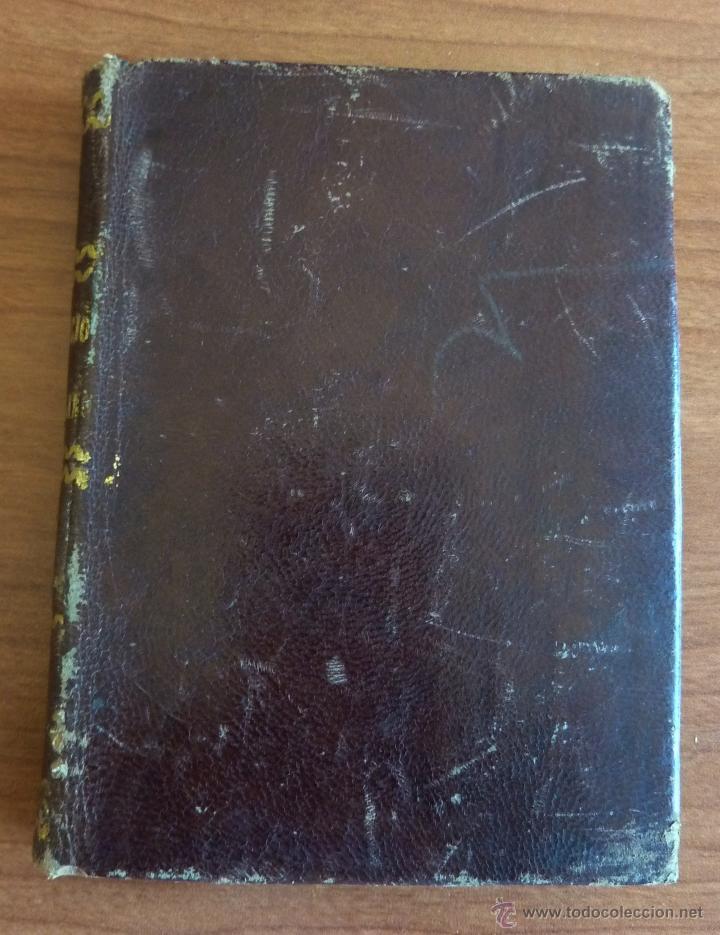 Libros antiguos: Ejercicio Cristiano o metodo muy provechoso para....... Mayo 1849 - Foto 2 - 47969815