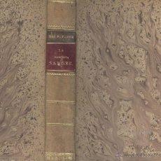 Libros antiguos: R. P. FEDERICO GUILLERMO FABER. LA PRECIOSA SANGRE, O EL PRECIO DE NUESTRA SALVACIÓN. MADRID, 1887.. Lote 23255247
