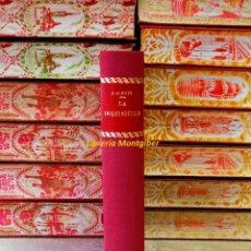 Libros antiguos: LA INQUISICION . AUTOR : ORTI Y LARA, J.M. . Lote 48260875