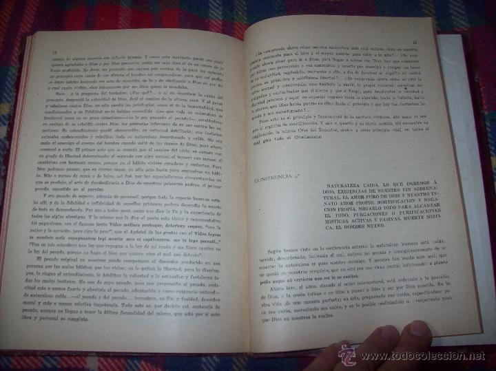 Libros antiguos: LECCIONES DE SAN AGUSTÍN + NOCIONES FUNDAMENTALES DE MÍSTICA. 1931 Y 1941. TODO UNA JOYITA.VER FOTOS - Foto 16 - 48425201