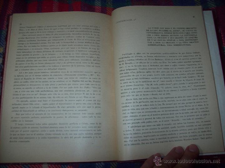 Libros antiguos: LECCIONES DE SAN AGUSTÍN + NOCIONES FUNDAMENTALES DE MÍSTICA. 1931 Y 1941. TODO UNA JOYITA.VER FOTOS - Foto 17 - 48425201