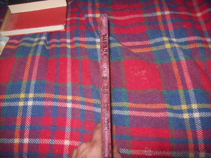 Libros antiguos: LECCIONES DE SAN AGUSTÍN + NOCIONES FUNDAMENTALES DE MÍSTICA. 1931 Y 1941. TODO UNA JOYITA.VER FOTOS - Foto 23 - 48425201