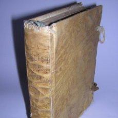 Libros antiguos: 1774 - JOSEPH QUILES - LA RELIGIOSA INSTRUIDA EN TODOS LOS ESTADOS, CON DIÁLOGOS FAMILIARES. Lote 48512683