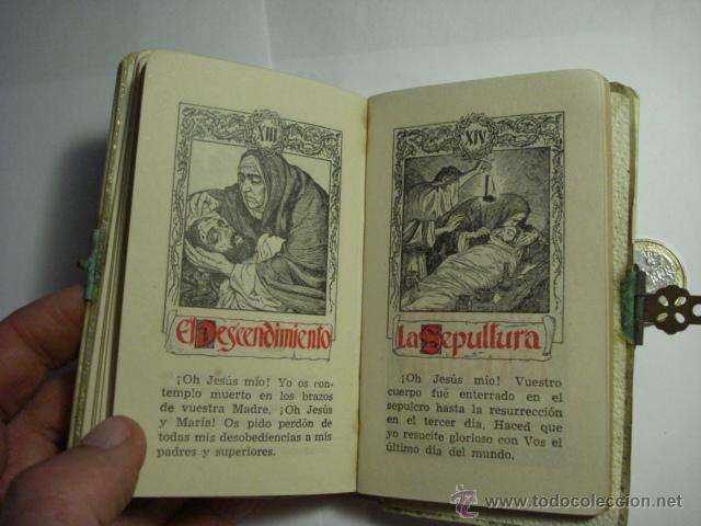 Libros antiguos: DEVOCIONARIO PARA NIÑOS - DIOS CONMIGO - PRIMERA COMUNION - AÑO 1950 - Foto 4 - 48590687
