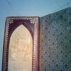 Libros antiguos: LIBRO RELIGIOSO. TESORO ESPIRITUAL 1890 MILAN. EN CASTELLANO.. Lote 48977731