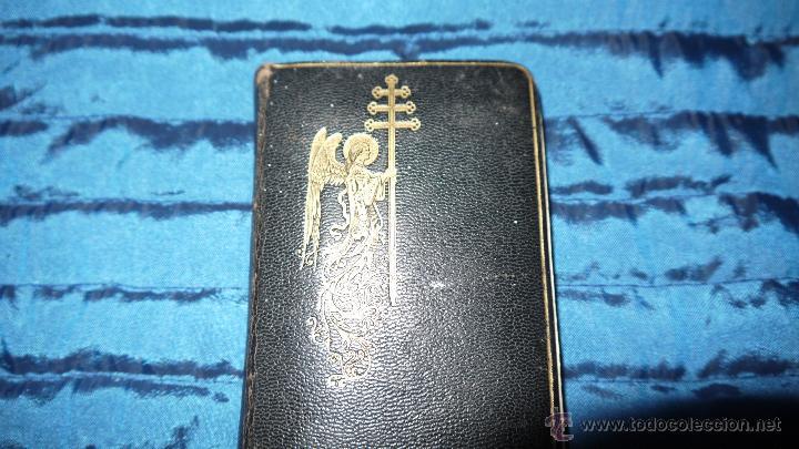 Libros antiguos: DESTELLOS DIVINOS COMPUESTO Y ORDENADO POR P.BERNARDO DE LA CRUZ. 1.908 - Foto 3 - 49053864
