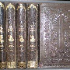 Libros antiguos: LA SANTA BIBLIA TRADUCIDA AL ESPAÑOL DE LA VULGATA LATINA Y ANOTADA POR D FELIPE SCIO DE SAN MIGUEL. Lote 49165462