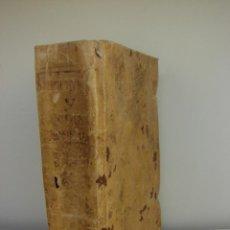 Libros antiguos: LIBRO ANTIGUO. SIGLO XVIII. CONTIENE 9 LIBROS. VER TITULOS EN LAS FOTOS. Lote 49376946
