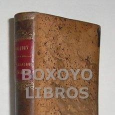 Libros antiguos: BUSQUET, JOSEPHO. THESAURUS CONFESSARII SEU BREVIS ET ACCURATA SUMMA TOTIUS DOCTRINAE MORALIS...1898. Lote 49388747