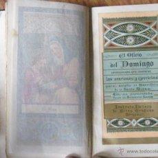 Libros antiguos: DEVOCIONARIO SIGLO XIX. Lote 168107274