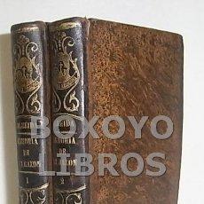 Libros antiguos: ALMEIDA, TEODORO DE. ARMONÍA DE LA RAZÓN Y LA RELIGIÓN Ó RESPUESTAS FILOSÓFICAS A LOS ARGUMENTOS DE. Lote 49388742
