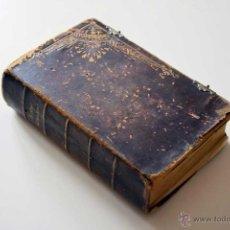 Libros antiguos: NUEVO EUCOLOGIO ROMANO. BERNARDO DE LA CRUZ PADRE. EDITORIAL HERMANOS LLORENS BARCELONA.1870. Lote 95985932