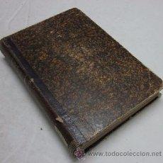 Libros antiguos: CATALOGUS SOCIORUM ET OFFICIORUM PROVINCIAE ARAGONIAE - AÑO 1880. Lote 49980155