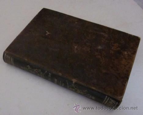 ESCALA DEL PULPITO OSEA COLECCION DE SERMONES - DON DOMINGO DIEZ - LOGROÑO AÑO 1870 (Libros Antiguos, Raros y Curiosos - Religión)
