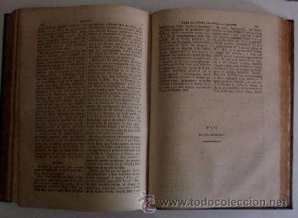Libros antiguos: ESCALA DEL PULPITO OSEA COLECCION DE SERMONES - DON DOMINGO DIEZ - LOGROÑO AÑO 1870 - Foto 4 - 50038002