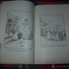 Libros antiguos: VIDA ABREVIADA DE SANTA CATALINA TOMASSA.ANTONI Mª ALCOVER.DIBUIXOS PERE CÀFARO,FRANCESC B.MOLL.1930. Lote 50055156