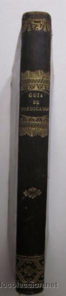 Libros antiguos: GUIA DE LOS QUE ANUNCIAN LA DIVINA PALABRA - AÑO 1844 - Foto 2 - 50090004