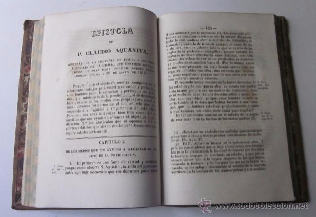 Libros antiguos: GUIA DE LOS QUE ANUNCIAN LA DIVINA PALABRA - AÑO 1844 - Foto 4 - 50090004