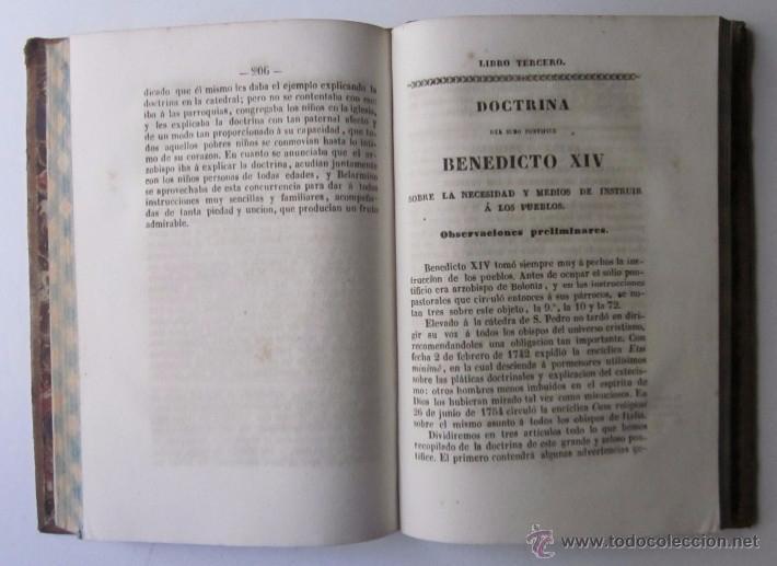 Libros antiguos: GUIA DE LOS QUE ANUNCIAN LA DIVINA PALABRA - AÑO 1844 - Foto 5 - 50090004