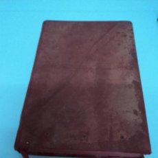 Libros antiguos: LIBRO ANTIGUO RELIGION MISA RELIGIOSO LECCIONARIO ORIGINAL DOMINGOS Y FIESTAS EDITOR PONTIFICIO 1965. Lote 50368107