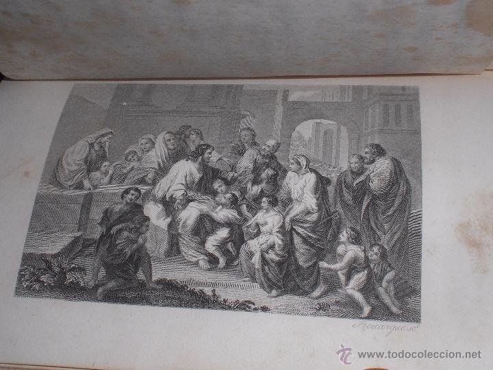 Libros antiguos: La luz del cielo ,sobre 1860, preciosos grabados - Foto 3 - 50412394