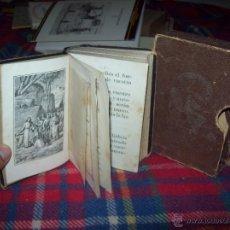 Libros antiguos: LA LUZ DEL CIELO(DEVOCIONARIO QUE CONTIENE EL EJERCICIO COTIDIANO...).S. XIX.CON ESTUCHE.UNA JOYA!!!. Lote 50416809