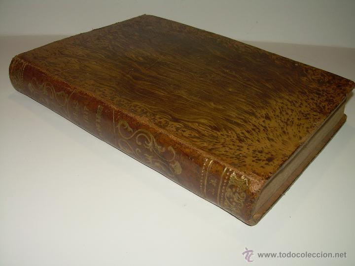 Libros antiguos: LIBRO TAPAS DE PIEL...OBRAS SELECTAS DE ...FRAY LUIS DE LEON......AÑO..1.868 - Foto 3 - 50622905
