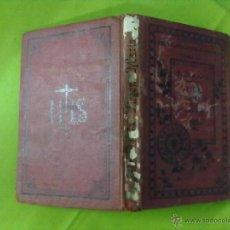 Libros antiguos: P. PEDRO DE RIVADENEIRA VIDA Y MISTERIOS DE LA GLORIOSA VIRGEN MARIA MADRID 1895. Lote 50648490