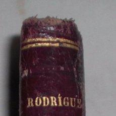 Libros antiguos: PROBLEMAS CIENTIFICOS RELIGIOSOS ,1892,FIRMADO POR AUTOR.. Lote 50852895