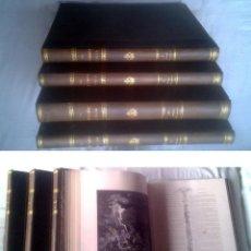 Libros antiguos: LA SAGRADA BIBLIA. ILUSTRADO POR GUSTAVO DORÉ. ED. MONTANER Y SIMÓN (1883). Lote 50911501
