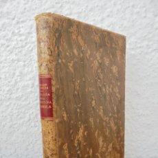 Libros antiguos: ANTOLOGIA DE LA LITERATURA ESPAÑOLA. JUAN HURTADO. J. DE LA SERNA. ANGEL GONZALEZ PALENCIA.. Lote 51002140