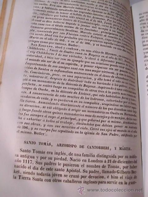 Libros antiguos: EL AÑO CRISTIANO - EJERCICIOS DEVOTOS PARA TODOS LOS DÍAS DEL AÑO - DE JUAN CROISSET - 1853 - Foto 5 - 51129413