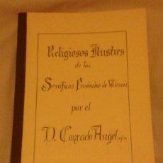 Livres anciens: RELIGIOSOS ILUSTRES DE LAS SERAFICAS PROVINCIAS DE VALENCIA.. Lote 51152640
