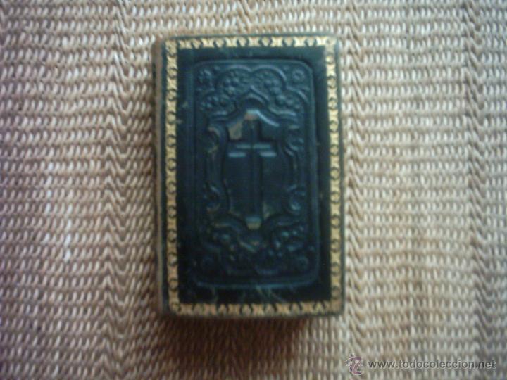 EL DIAMANTE DEL CRISTIANO. DEVOCIONARIO COMPLETO. 1849. ILUSTRADO CON 22 GRABADOS. (Libros Antiguos, Raros y Curiosos - Religión)
