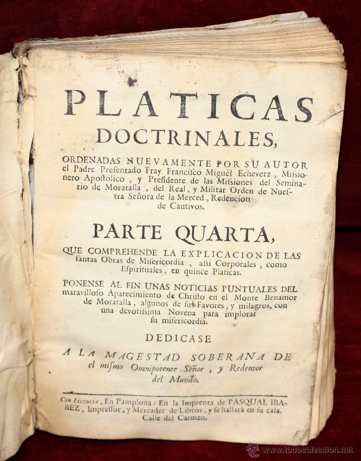Libros antiguos: LOTE DE 6 LIBROS ANTIGUOS DEL SIGLO XVIII, 5 DE ELLOS EN PERGAMINO - Foto 12 - 55354501