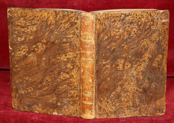 Libros antiguos: LOTE DE 6 LIBROS ANTIGUOS DEL SIGLO XVIII, 5 DE ELLOS EN PERGAMINO - Foto 22 - 55354501