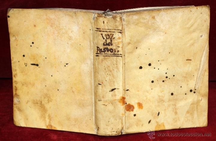 Libros antiguos: LA VOZ DEL PASTOR DISCURSOS FAMILIARES DEL SEÑOR REGUIS CURA DE AUXERRE DE 1773 - Foto 4 - 51286605