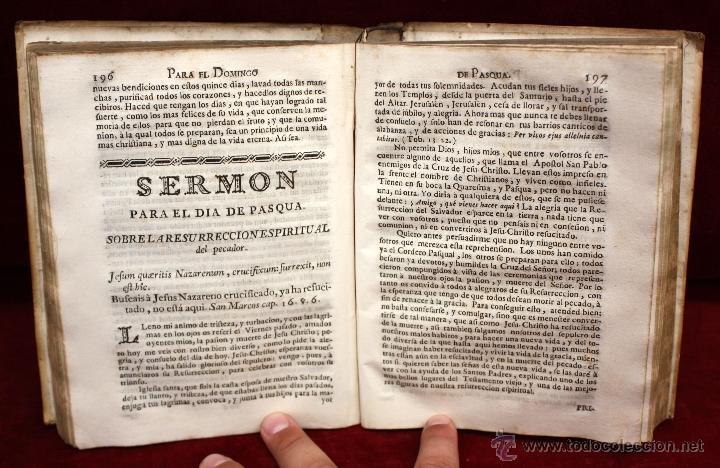 Libros antiguos: LA VOZ DEL PASTOR DISCURSOS FAMILIARES DEL SEÑOR REGUIS CURA DE AUXERRE DE 1773 - Foto 6 - 51286605