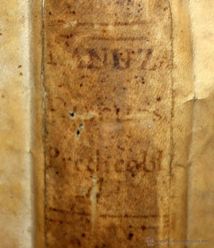 Libros antiguos: DISCURSOS PREDICABLES O LAS HOMILIAS. D.F. GERONIMO BAUTISTA DE LANUZA. TOMO IV. 1790 - Foto 3 - 51289290