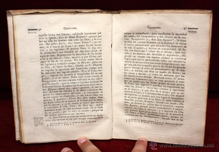 Libros antiguos: DISCURSOS PREDICABLES O LAS HOMILIAS. D.F. GERONIMO BAUTISTA DE LANUZA. TOMO IV. 1790 - Foto 7 - 51289290