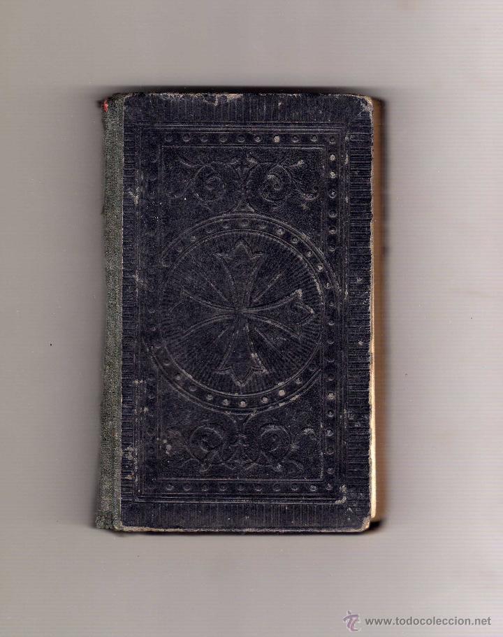 Libros antiguos: DEVOCIONARIO POPULAR RECUERDO DEL MISIONERO, MADRID 1924 - Foto 3 - 51521805
