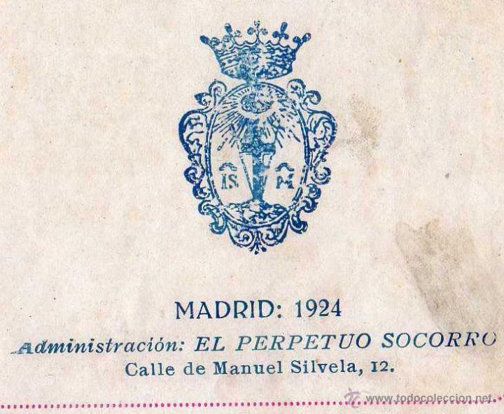 Libros antiguos: DEVOCIONARIO POPULAR RECUERDO DEL MISIONERO, MADRID 1924 - Foto 4 - 51521805
