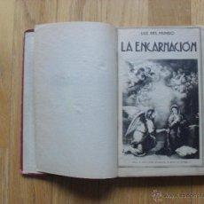 Libros antiguos: VIDA DE JESUCRISTO, CAMILO MARIA ABAD. Lote 51624600