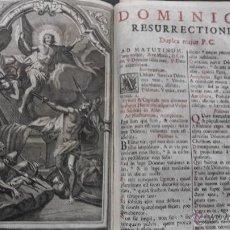 Libros antiguos: PSALTERIUM DISPOSITUM PER HEBDOMADAM. Lote 51644631