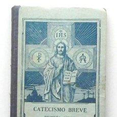Libros antiguos: ANTIGUO CATECISMO DEL AÑO 1921. Lote 51664365