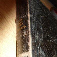 Libros antiguos: VIDA DEVOTA COMPENDIO DE LA VIDA DE SAN FRANCISCO DE SALES FINALES 1800 CONSEJOS COMULGAR CASTIDAD . Lote 51673643